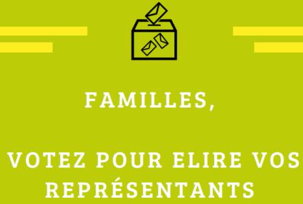 Elections du CVS 2020-2022
