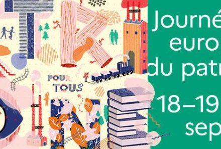 18 et 19 septembre: Journées européennes du patrimoine au village Terre-Nègre!