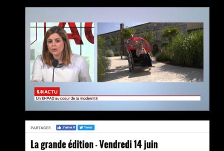 Reportage TV7 du 14 juin 2019